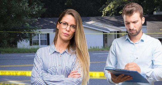 Suburban Woman Narrowly Avoids Gun Fire On Way To Tell Pollster Trump's Not Nice
