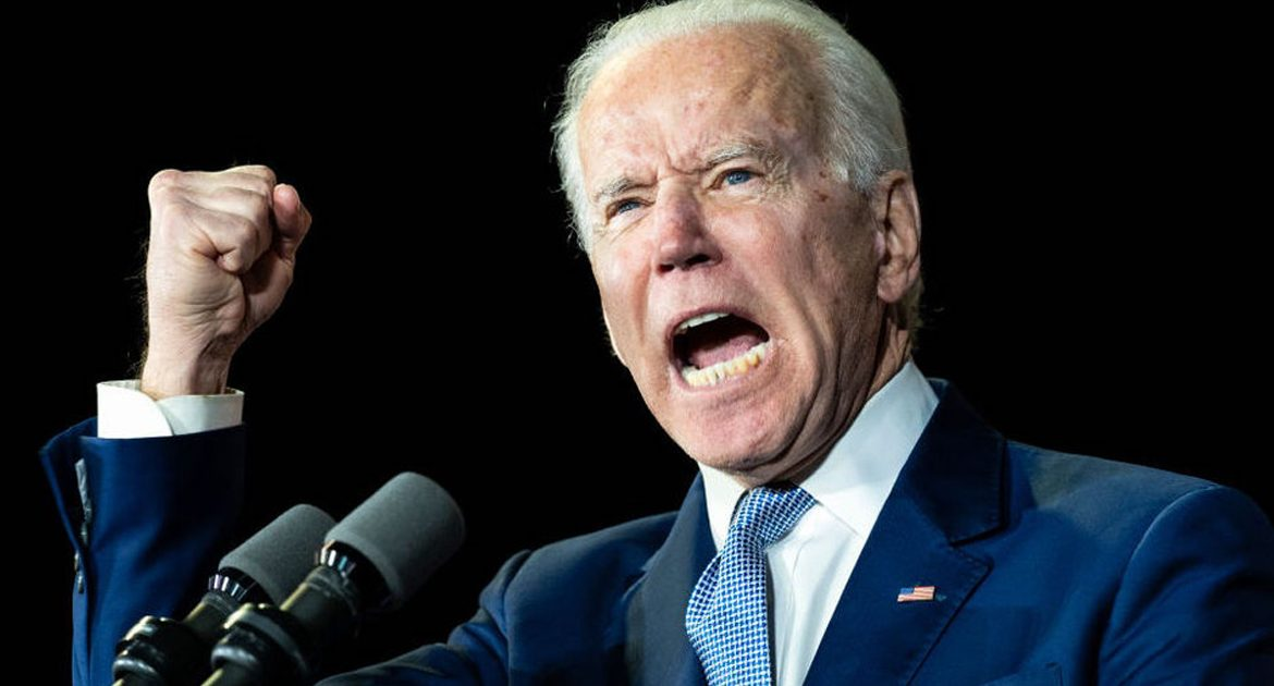 Biden Blasts Trump's America: 'We Got No Food, We Got No Jobs, Our Pets' Heads Are Falling Off!'
