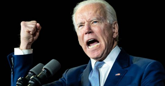 Biden Blasts Trump's America: 'We Got No Food, We Got No Jobs, Our Pets' Heads Are Falling Off!'