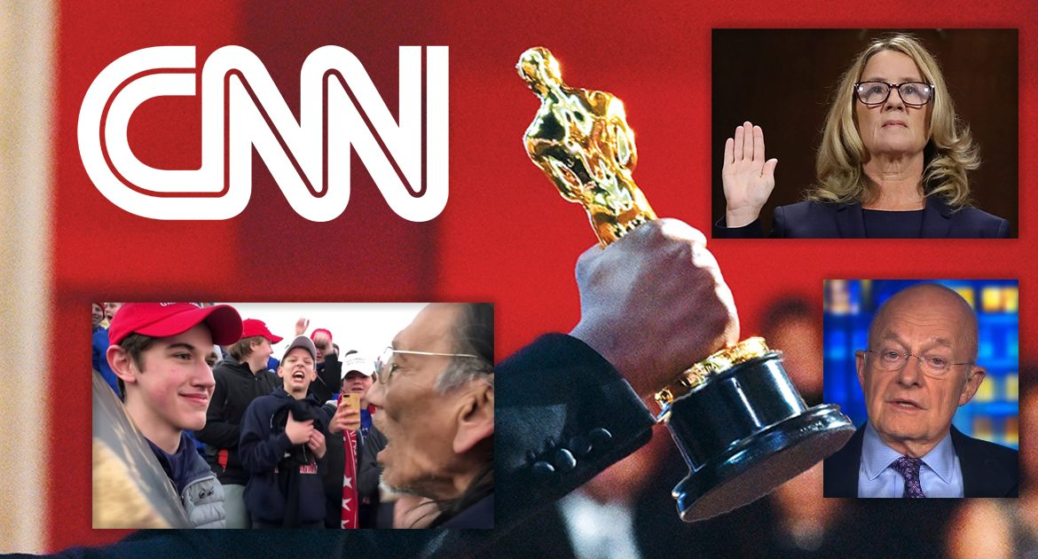 CNN Wins Oscar For Best Original Editing