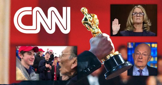 CNN Wins Emmy For Best Original Editing