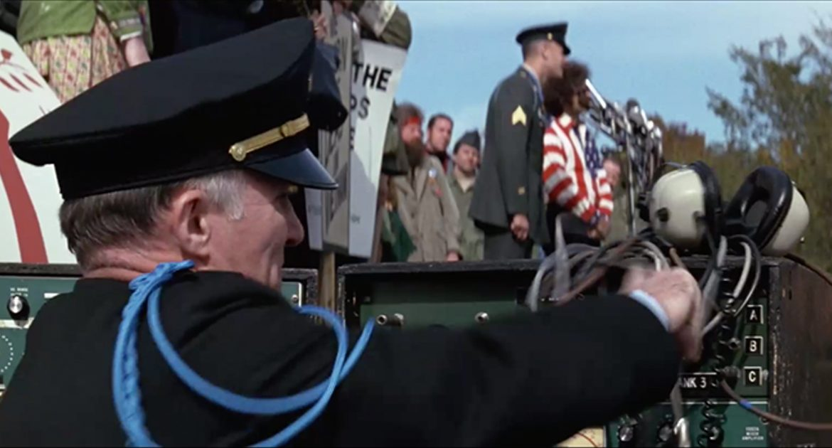 Guy Who Pulled All The Wires Out During Forest Gump's Speech Added To Biden Campaign