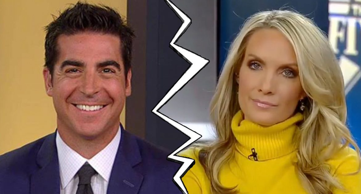 Jesse Watters And Dana Perino Split Up