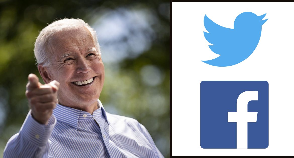 Biden: 'I Told Big Tech They Had Six Minutes To Take Down The Story And Son Of A [Explicit]'
