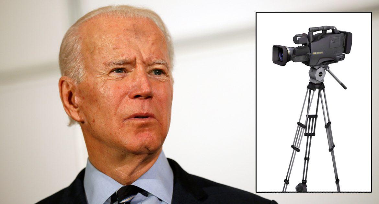 Source:  Joe Biden Devastated To Learn About Videotape