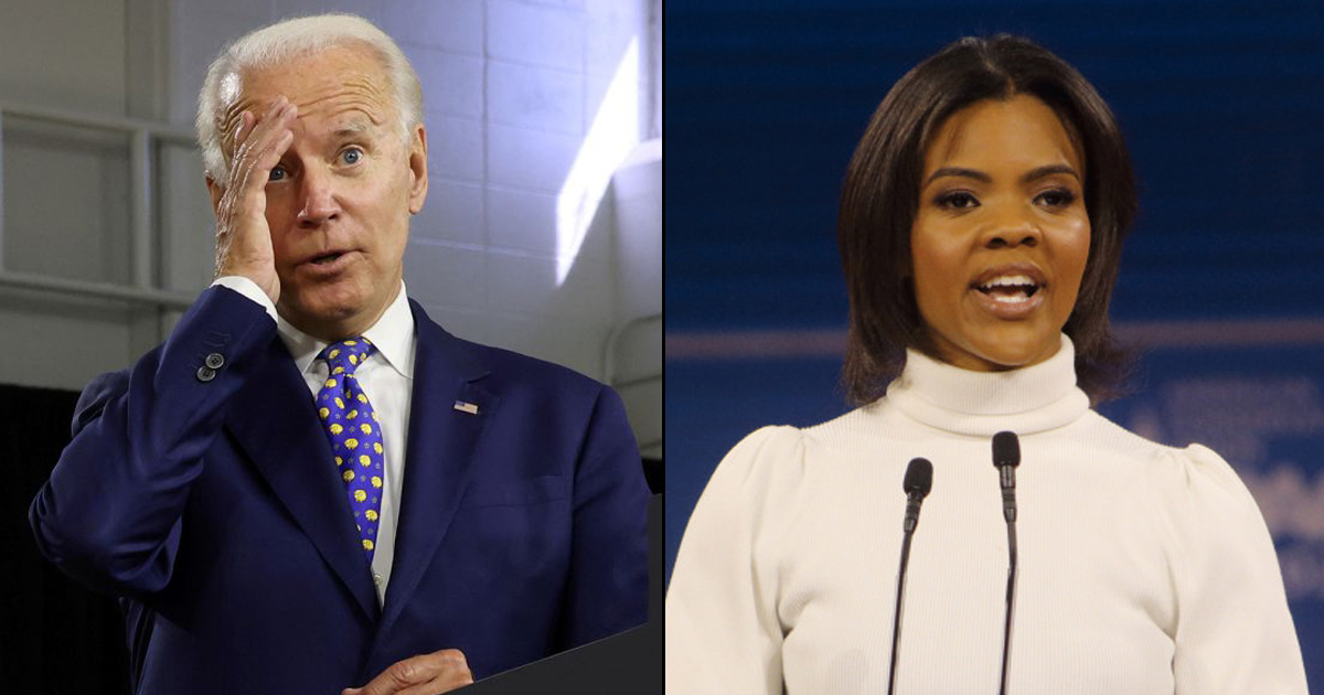 Biden Goes Missing After Candace Owens Named Next Debate Moderator