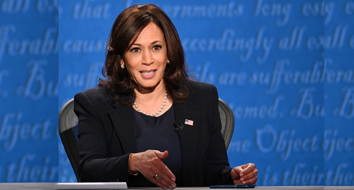 Kamala Harris: 'The Debate Stage Is No Place For A Debate'