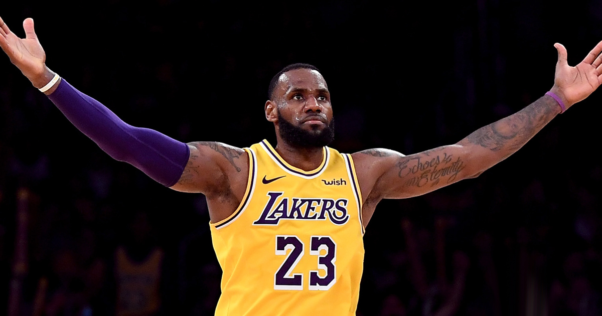 LeBron Delivers On Equality As NBA Ratings Now Even With WNBA