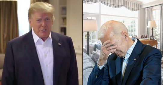Medical Miracle? Trump Drains Biden's Last Bit Of Energy For Full Recovery