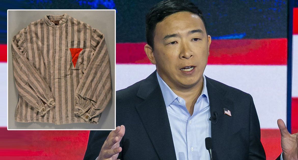 Andrew Yang: 'Can't We Have People Wear A German Patch Or Something To Show They've Been Vaccinated?'