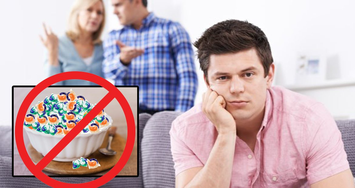 Nation's Youth Still Upset Tide Pods Were Not Served at Thanksgiving Dinner