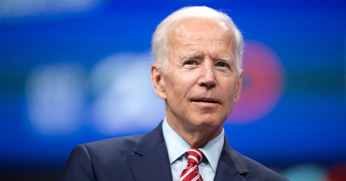 Joe Biden Makes History As First Openly Perverted President