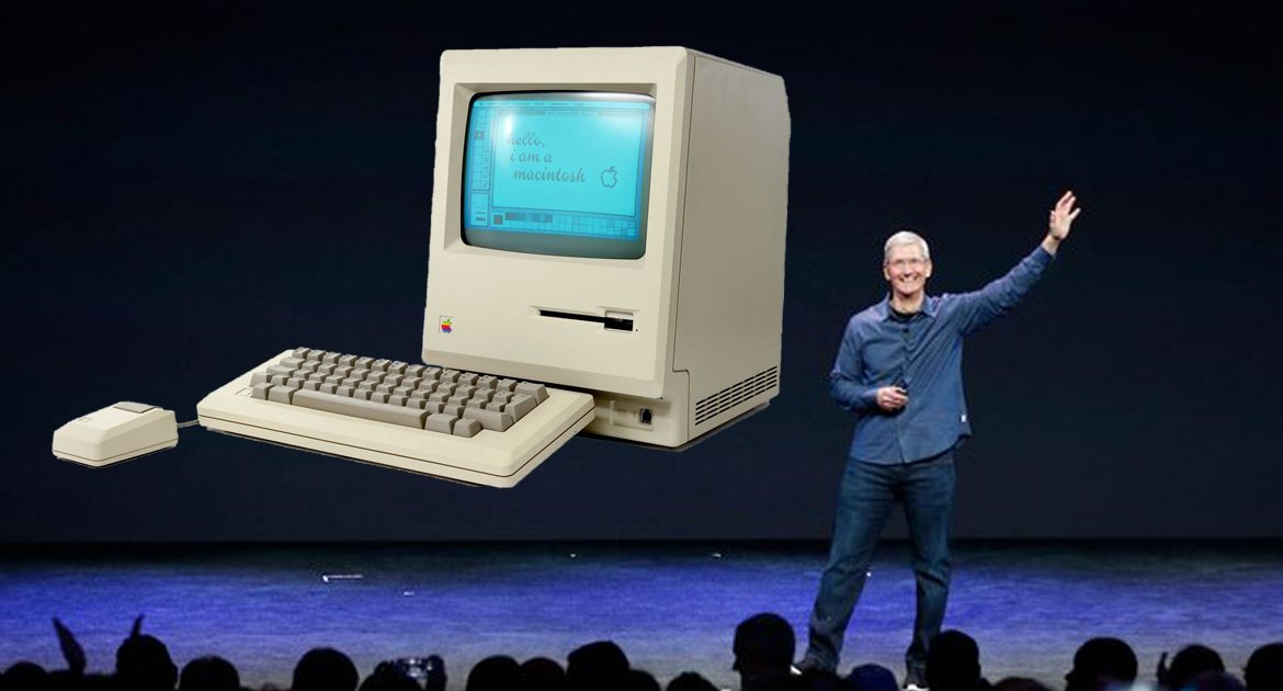 Apple Recommends Conservatives Buy Their Special 'Cancel-Proof' Computer