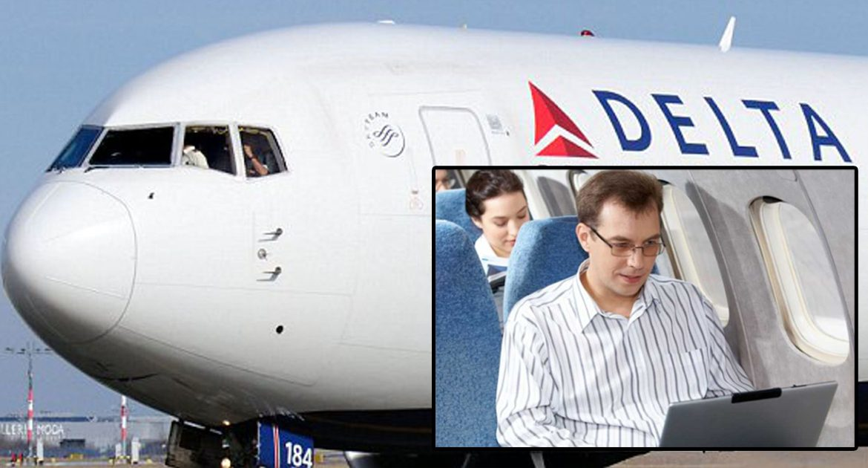 Delta Flight Makes Emergency Landing After Conservative Found On Board