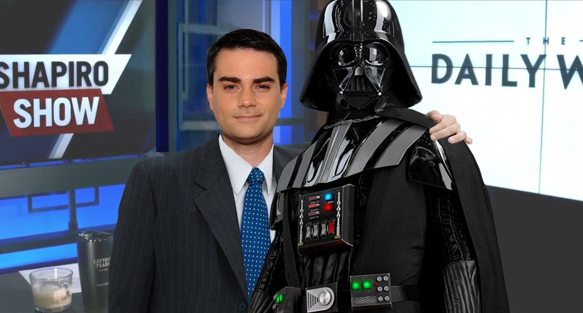 Darth Vader Joins The Daily Wire After Controversial Tweets Surface