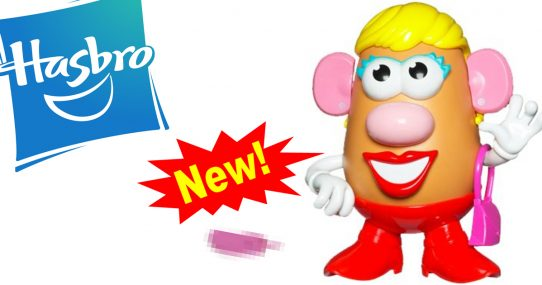 Hasbro To Add Small Accessory To All Mrs. Potato Head Sets