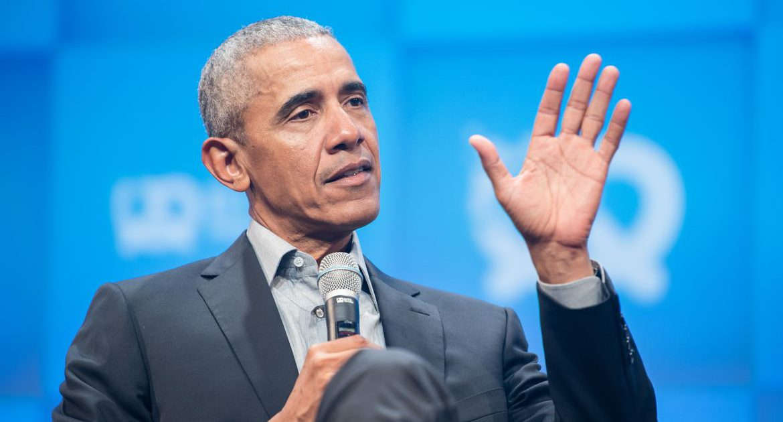 Obama: I Once Punched Classmate After Racial Slur, Breaking Her Nose