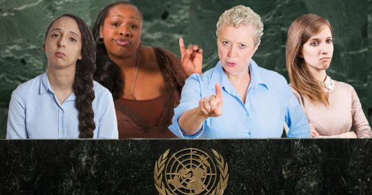 Now In Charge, Teachers Unions Take Over United Nations