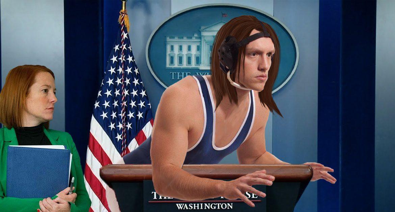 Biden Team Brings In Transgender Athlete To Dominate Press