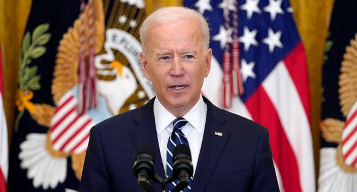 Set Your DVR: Joe Biden To Finish All The Sentences He Began In Next Press Conference