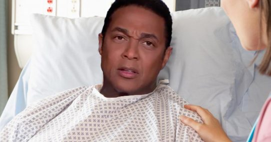 Don Lemon Remains In Critical Condition After Someone Calls Him 'Donald'
