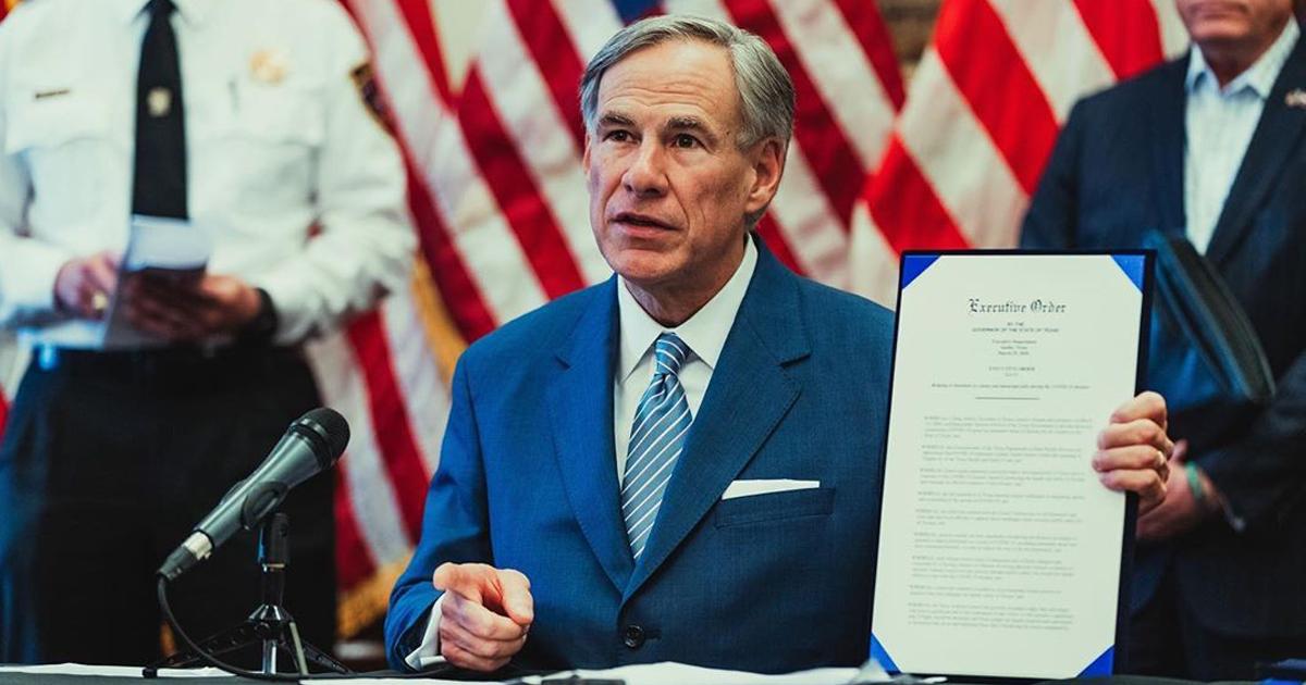 Texas Bans Masks, Handwashing