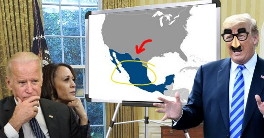 Little-Known Biden Staffer Finds 'Big, Beautiful' Area To Hold Overflow Migrants