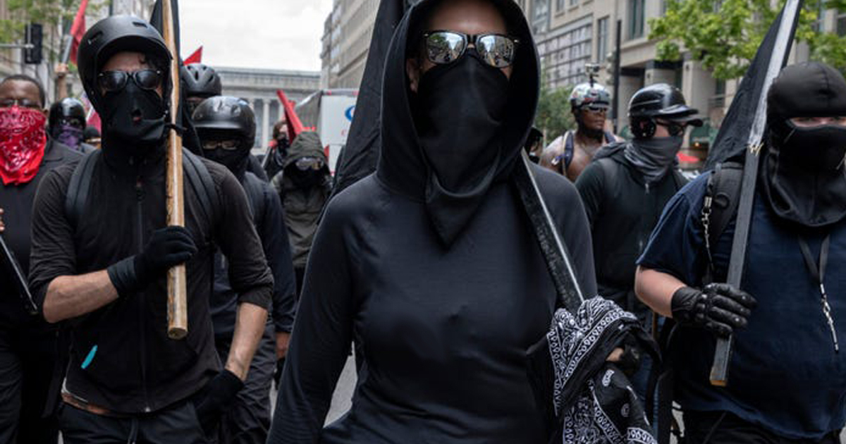 Antifa Leaders Threaten Boycott Of Any State That Requires Voter I.D. Laws