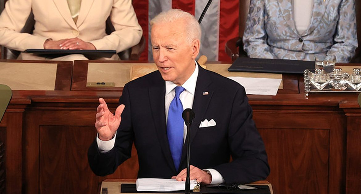 Biden: 'We Must Destroy This Nation, But We Must Do It Together'