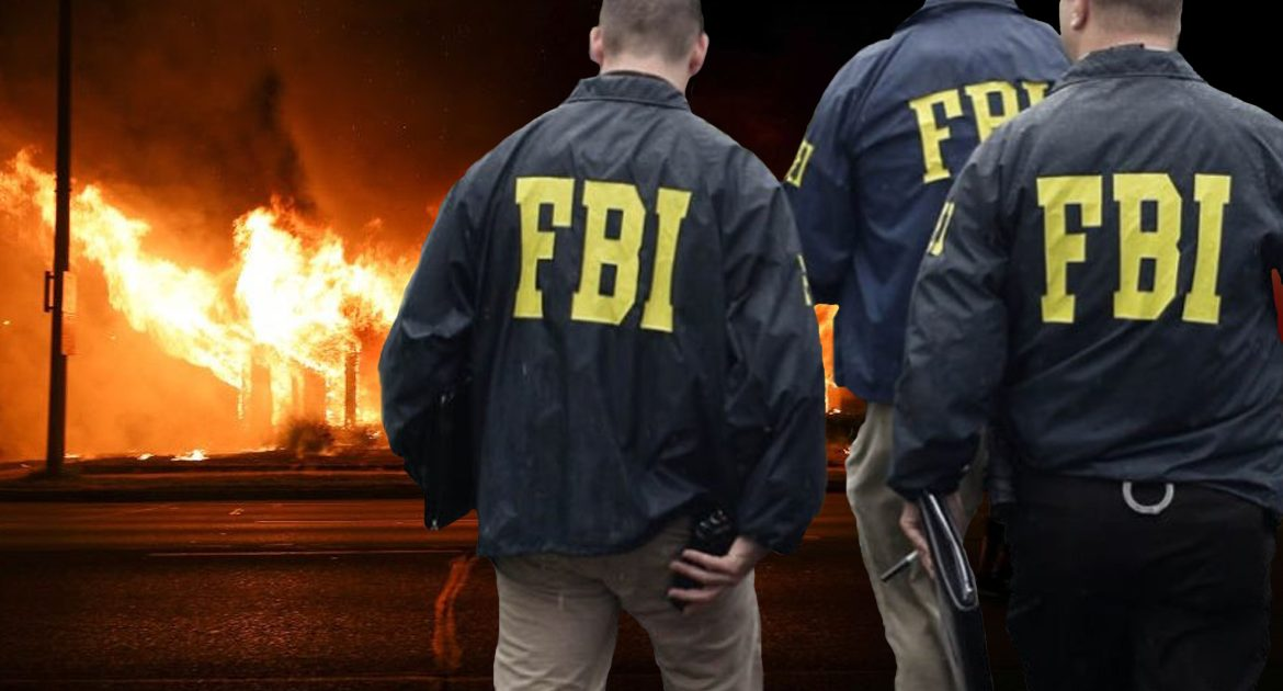 FBI To Interview BLM Rioters To See If They Have Any Tips On Where Capitol Hill Protesters Are