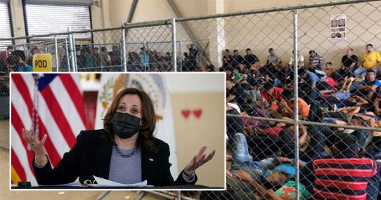 Kamala Harris Still Searching For The Right Person To Sleep With To Solve Border Crisis