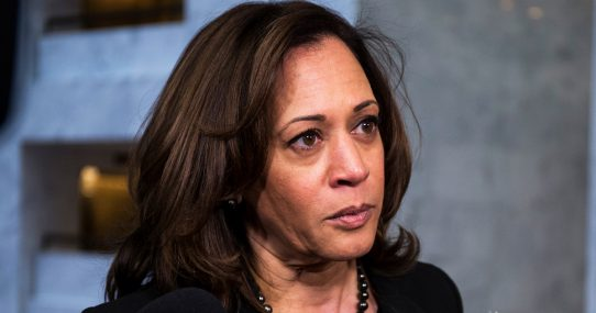Kamala Harris: 'People Who Assume Race And Gender Are Probably White Males'
