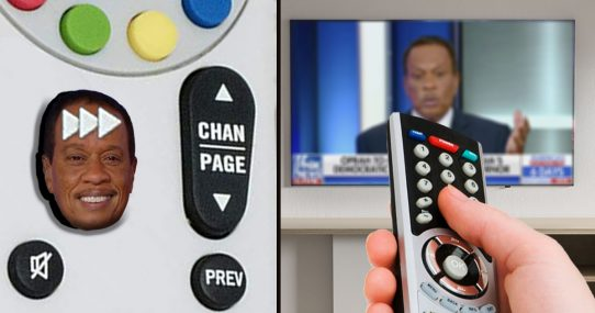 Fast-Forward-Through-Juan-Williams Button Now Standard On All New Remote Controls