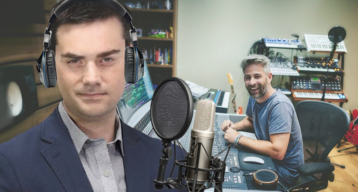 Ben Shapiro Records His Audiobook In Less Than 52 Seconds
