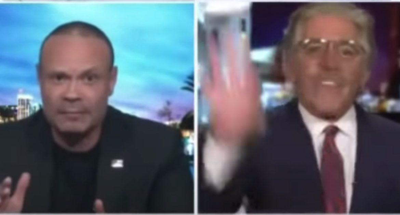 Hannity Secures Cease-Fire Between Dan Bongino And Geraldo Rivera