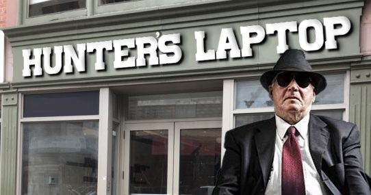 Mafia Renames Hideout 'Hunter's Laptop' To Avoid FBI Suspicion