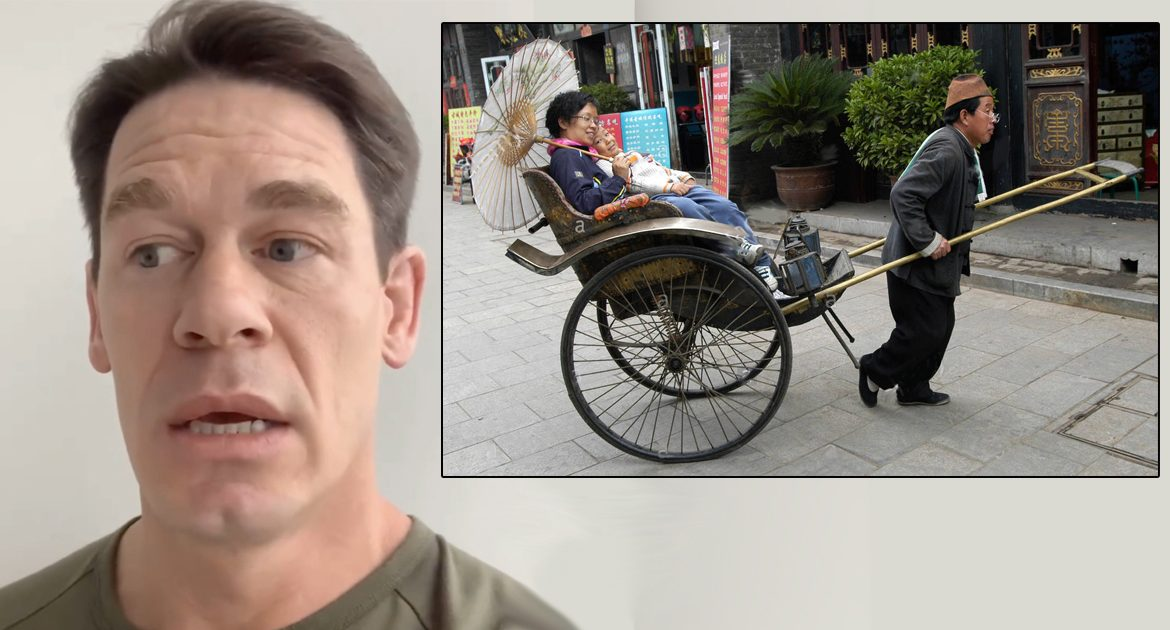 John Cena Apologizes To China For Using Cars Instead Of Rickshaws In New Fast & Furious Film