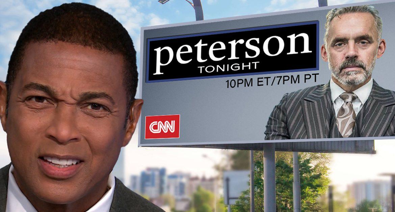Report: Jordan Peterson To Replace Don Lemon