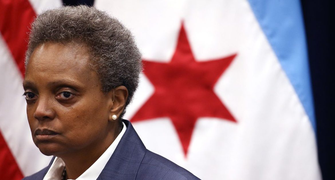Lightfoot Enters Solitary Confinement After Vowing To Only Talk To People Who Look Like Her