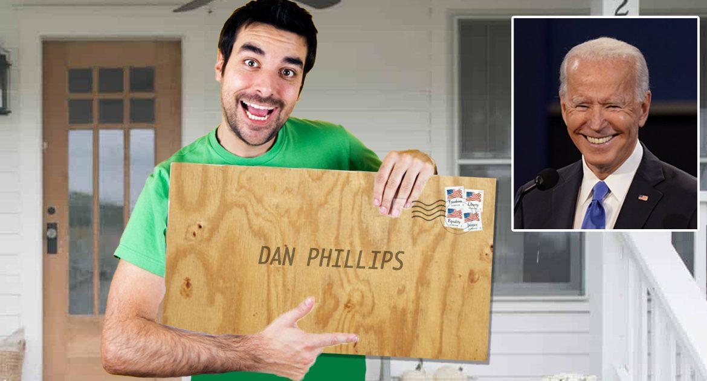 New Biden Stimulus Just Sheet Of Plywood