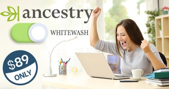 Ancestry.com Will Now Remove Any Traces Of White Lineage For Additional $89