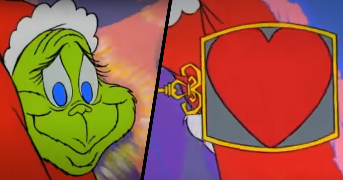 Experts Now Believe Grinch's Heart Growing Three Sizes That Day Likely Due To Vaccine