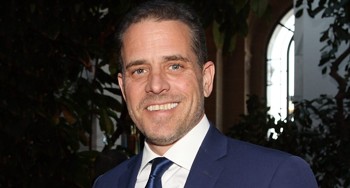 Like Many Before Him, Hunter Biden To Receive Grace, Forgiveness For Using N-Word