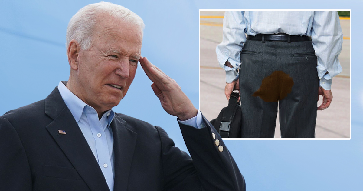 5 Reasons Why Biden Soiling Himself At G7 Showed The Leadership Americans Desperately Need