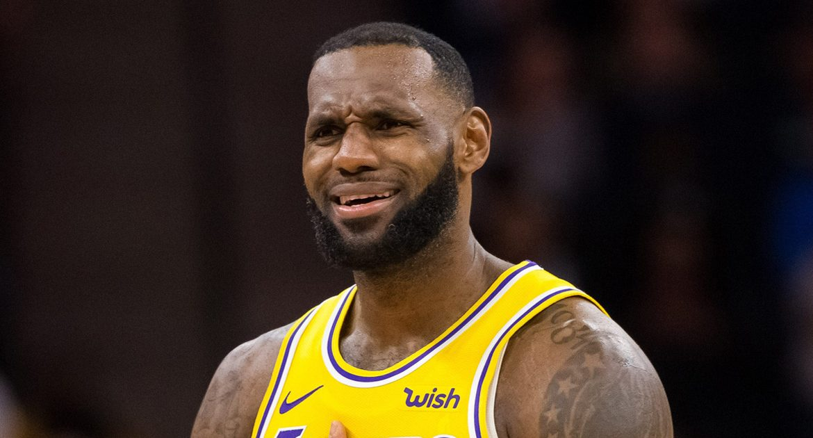 LeBron James Blames Lakers Playoff Exit On Cancel Culture
