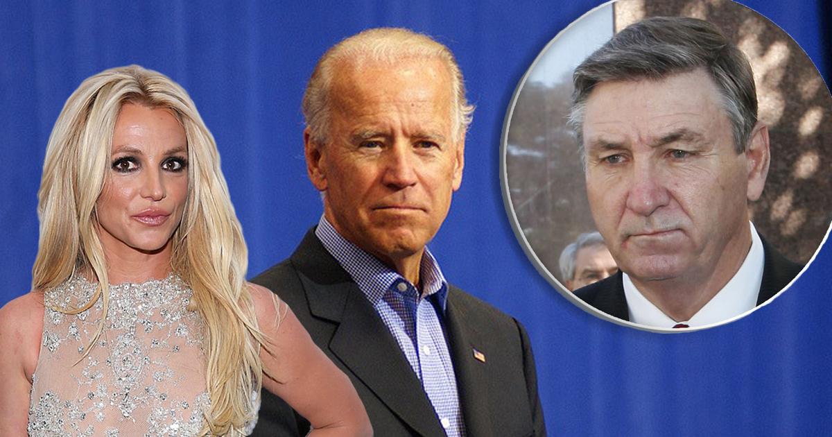 Judge Grants Britney Spears' Dad Conservatorship Over Joe Biden