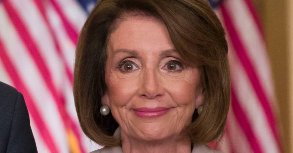 Despite Being Fully Vaccinated, Nancy Pelosi Tests Positive For Rabies