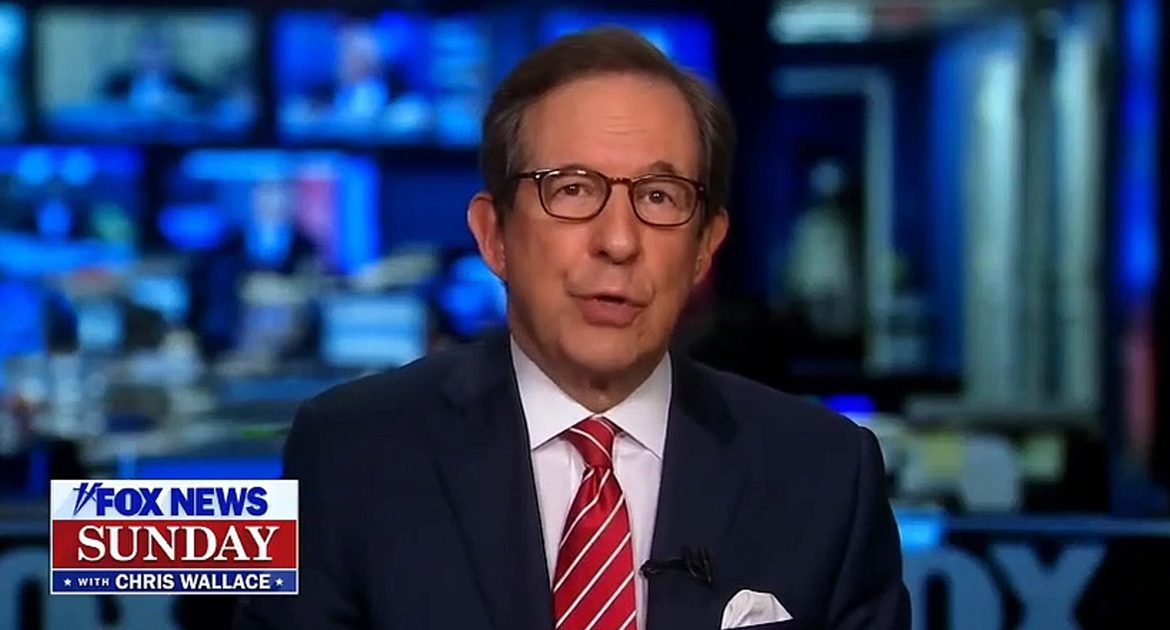 Chris Wallace Predicts A Great Biden Presidency 'As Long As I'm Not Personally Killed By Him'
