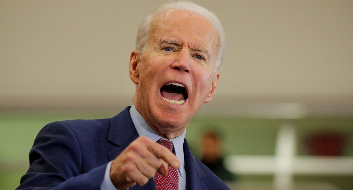 """Biden: 'How Could Ron DeSantis Have 700 More COVID Cases We're Dropping Off In Florida Later Tonight?"""""""