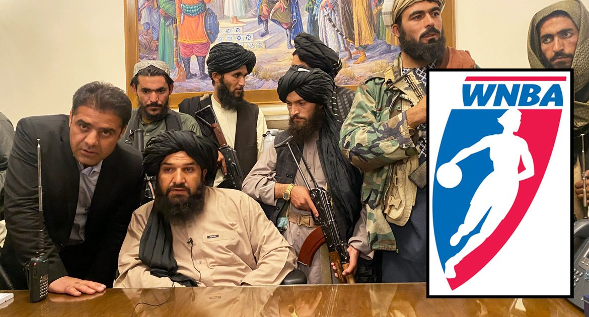 Taliban To Host WNBA All-Star Game To Prove Their Inclusiveness